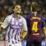 Unal y Rakitic (Real Valladolid)