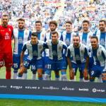 El once que ha salido ante el Valencia (RCD Espanyol)