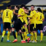 Los 5 jugadores que saldrán del Dortmund si no clasifican a Champions