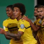 Borussia Dortmund, celebrando un gol / twitter