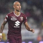 Zaza en un partido con el Torino. / plazadeportiva.valenciaplaza.com