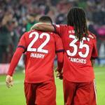 Gnabry y Sanches (Bayern de Múnich)