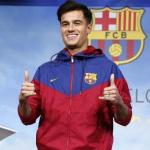 Philippe Coutinho / FC Barcelona.