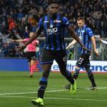 Duvan Zapata, la nueva alternativa de la Juventus | FOTO: ATALANTA