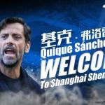 Quique / Shanghai Shenhua