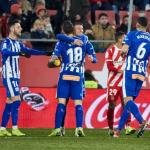 Jugadores del Deportivo Alavés / La Liga