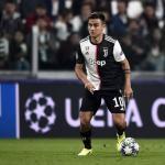 Dybala en un partido con la Juventus. / express.co.uk