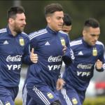 """Análisis de Dybala en el Fútbol Club Barcelona """"Foto: La Nación"""""""