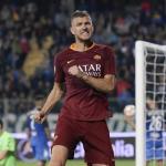 Edin Dzeko, la alternativa de la Juventus por si falla el fichaje de Suárez