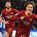 La Juventus ofrece a Cuadrado a la AS Roma para fichar a Zaniolo (UEFA)