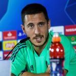 Hazard habla sobre su situación en el Madrid - Foto: Antena 3