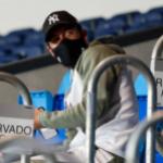 """""""La caída en picado de Eden Hazard no cesa. Foto: Getty Images"""""""