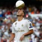 Eden Hazard espera rentabilizar pronto los 100 millones / Real Madrid