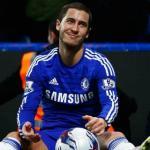 Eden Hazard en un encuentro del Chelsea. Foto: Youtube.com