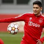 """El Ajax avanza en la renovación de Edson Álvarez """"Foto: MedioTiempo"""""""