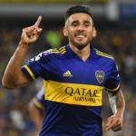 """El delantero que Boca Juniors tiene en su agenda para sustituir a Eduardo Salvio """"Foto: TyC Sports"""""""