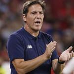 Eduardo Berizzo, entrenador del Athletic / Deia