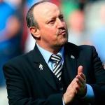Rafa Benítez, entrenador del Newcastle / EFE.