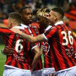 Jugadores del Niza celebran un gol / ognice.com - Facebook.