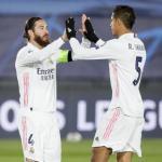 El adiós de Ramos no implica la continuidad de Varane / RealMadrid.com