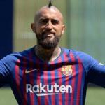El Barça desvela el precio de Arturo Vidal / RTVE.es