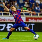 El Barça ya prepara el adiós de Rakitic / Eldesmarque.com