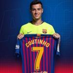 El Barcelona se reúne con los agentes de Coutinho / FCBarcelona.es