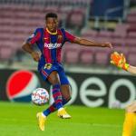 El Barcelona ya busca la renovación de Ansu Fati / FCBarcelona.es