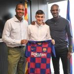 El Betis maneja alternativas a Pedri / FCBarcelona.es