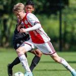 El Borussia se lleva a una de las promesas del Ajax / Record.pt