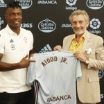 El Celta de Vigo firma a Joseph Aidoo / RCCelta.es