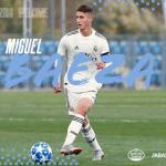 El Celta pesca a Miguel Baeza, promesa del Real Madrid / RCcelta.es