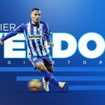 El Deportivo Alavés se hace con el defensa Olivier Verdon / Twitter