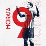 El dineral que ya ha movido Álvaro Morata en traspasos / AtleticodeMadrid.com