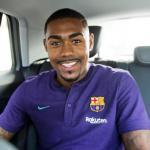 El futuro de Malcom se aleja del Barcelona / FCBarcelona.es