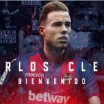 El Levante se hace con el defensa Carlos Clerc / Twitter
