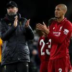 El Liverpool ya se mueve para renovar a Fabinho / Livefutbol.com