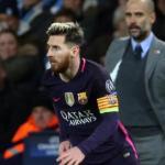 El Manchester City descarta la llegada de Messi / futbolred.com