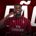 El Milán anuncia la llegada de Rafael Leao / ACMilan.com