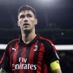 El Milan rechaza la primera oferta del Barça por Romagnoli / Twitter
