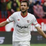 'El Mudo' Vázquez coquetea con la Lazio. Foto: Marca