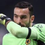 El precio que va a pagar la Roma por Rui Patricio / Skysports.com