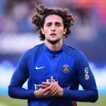 El PSG se plantea retener a Adrien Rabiot / Twitter