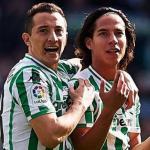El Real Betis quiere asegurarse a Guardado / FoxDeportes.com