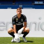 El Real Madrid encuentra destino para Lunin / RealMadrid.com