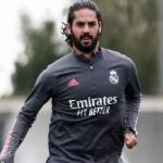 El Real Madrid está preocupado por Isco / Elespanol