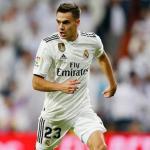 El Real Madrid le encuentra club a Reguilón / RealMadrid.com