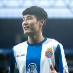El sacrificio de Wu Lei en el Espanyol / Lavanguardia.com