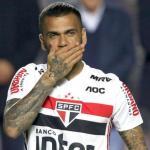 El Sao Paulo tiene un grave problema con Dani Alves / Cuatro.com