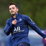 El Sevilla se mueve para el regreso de Pablo Sarabia / PSG.fr